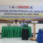 Dokumentasi Pelatihan Applied Approach (AA) 2017 Gel 2